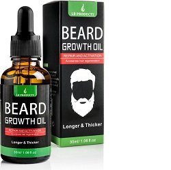 LBProducts, Beard Growth Oil