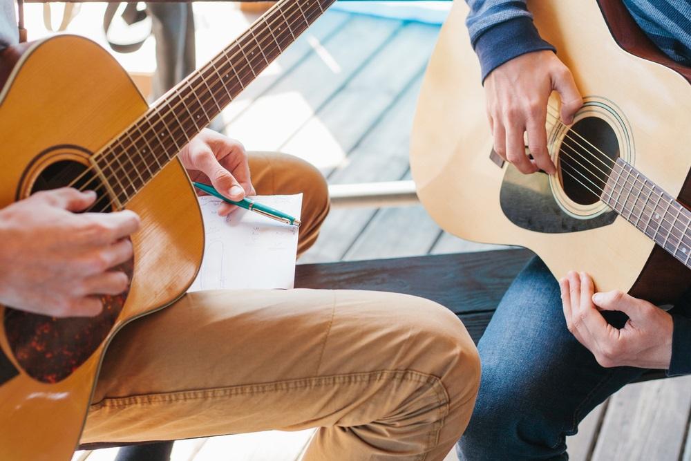 gitaar leren spelen