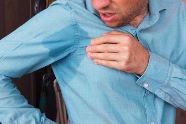 tips tegen zweet
