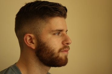 Jeukende baard