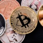 Bitcoins of cryptomunten